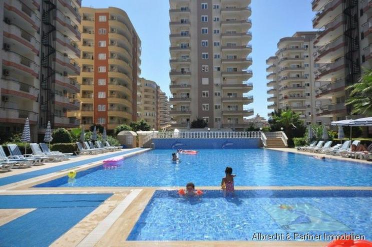 Ferienwohnung mit Meerblick in Mahmutlar - Alanya zu verkaufen - Wohnung kaufen - Bild 1
