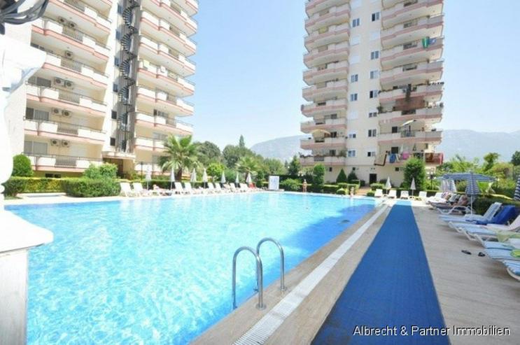 Bild 2: Ferienwohnung mit Meerblick in Mahmutlar - Alanya zu verkaufen
