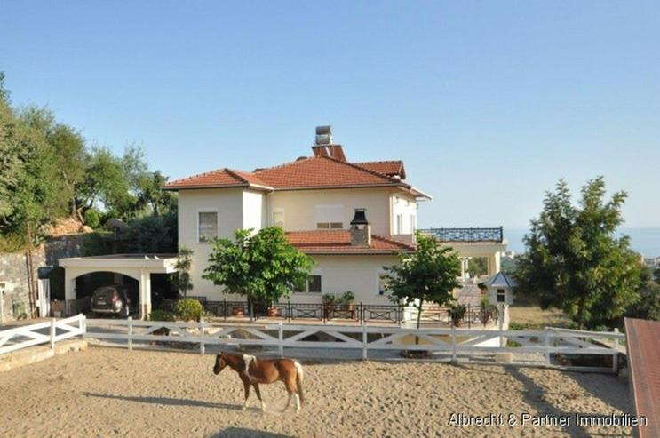 Bild 4: Spektakuläre Villa in Kestel - Alanya zu verkaufen!
