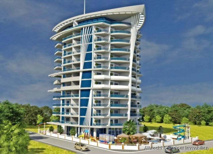 Fantastische Luxus - Wohnungen und Penthäuser in Mahmutar - Alanya - Wohnung kaufen - Bild 1
