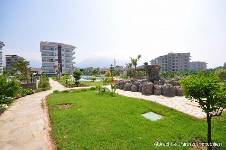 Bild 3: 4 Zimmer - Wohnung direkt am Strand von Kestel - Alanya