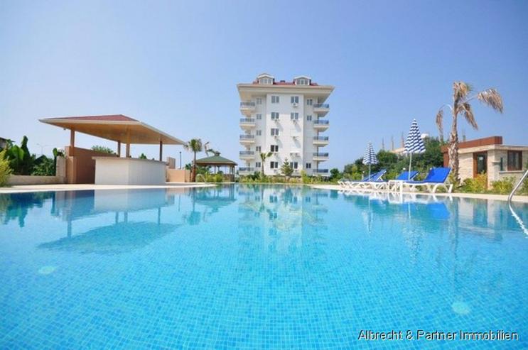 Bild 2: 4 Zimmer - Wohnung direkt am Strand von Kestel - Alanya