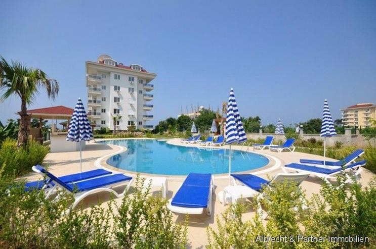 4 Zimmer - Wohnung direkt am Strand von Kestel - Alanya - Wohnung kaufen - Bild 1