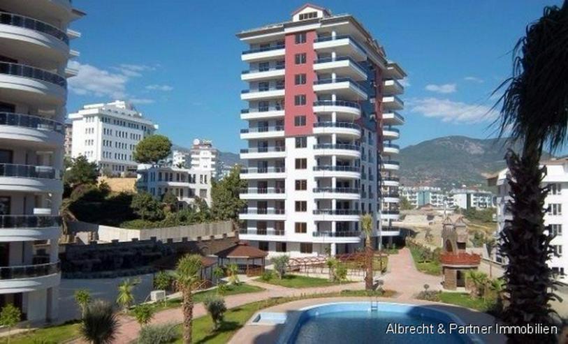 Weit geschnittene 4 Zimmer Wohnung mit 190 qm in Cikcilli - Alanya - Wohnung kaufen - Bild 1
