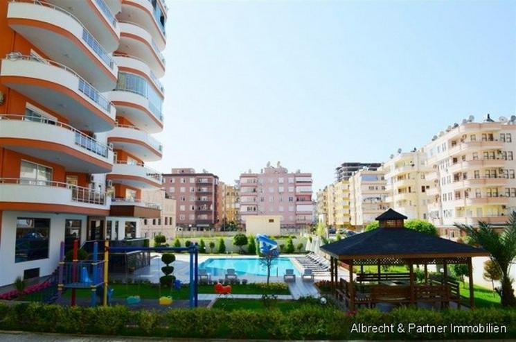 Bild 2: Möblierte Luxus Penthaus-Wohnung in Alanya Mahmutlar