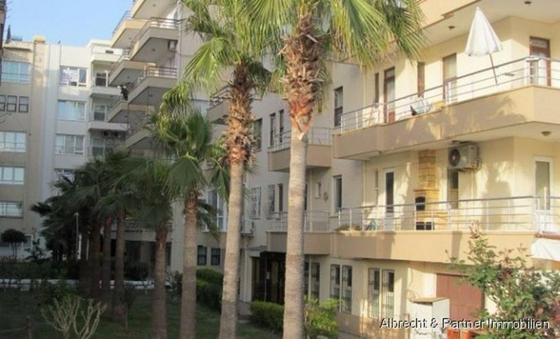 Stadtwohnung direkt am Strand von Alanya - Wohnung kaufen - Bild 1