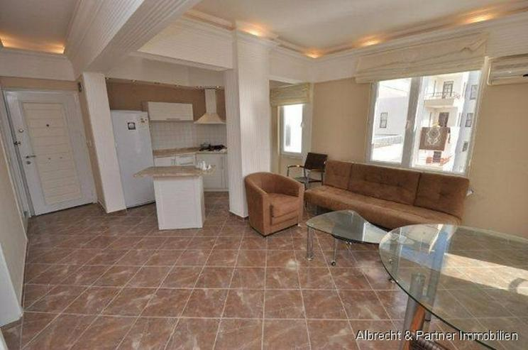 Bild 8: Möblierte 2 Zimmer-Wohnung in Strandnähe von OBA ALANYA