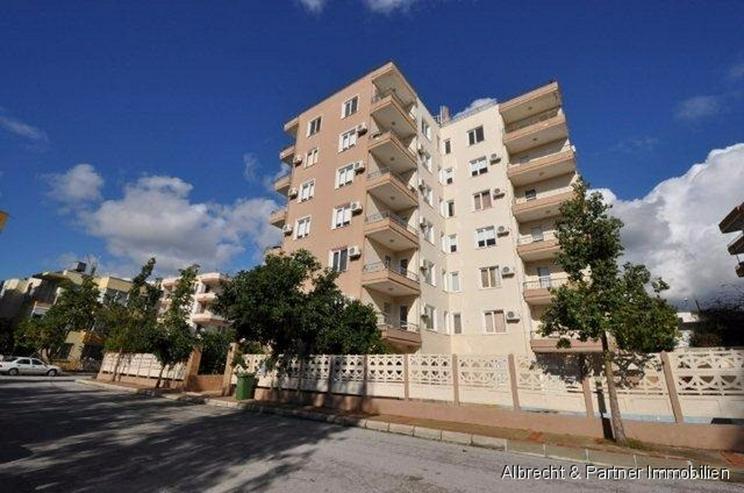 Möblierte 2 Zimmer-Wohnung in Strandnähe von OBA ALANYA - Wohnung kaufen - Bild 1