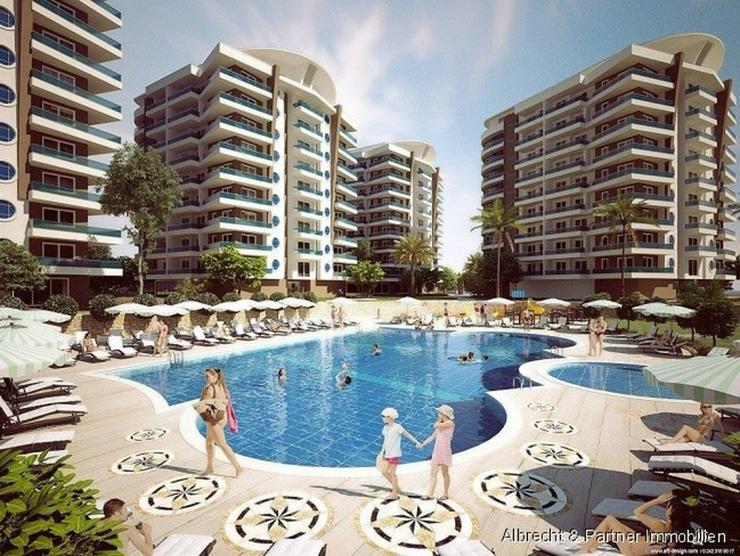 Luxus-Anlage in Avsallar mit einem herrlichem Ausblick zu verkaufen - Wohnung kaufen - Bild 1