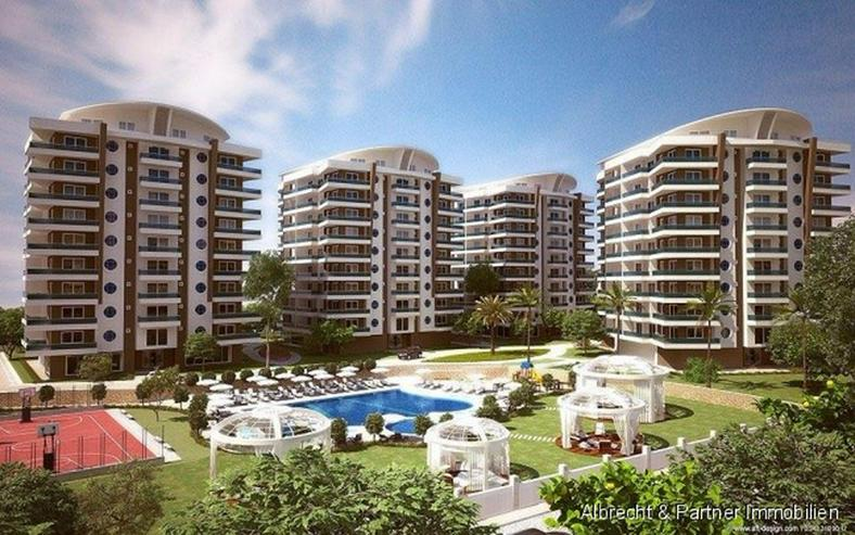 Bild 4: Luxus-Anlage in Avsallar mit einem herrlichem Ausblick zu verkaufen