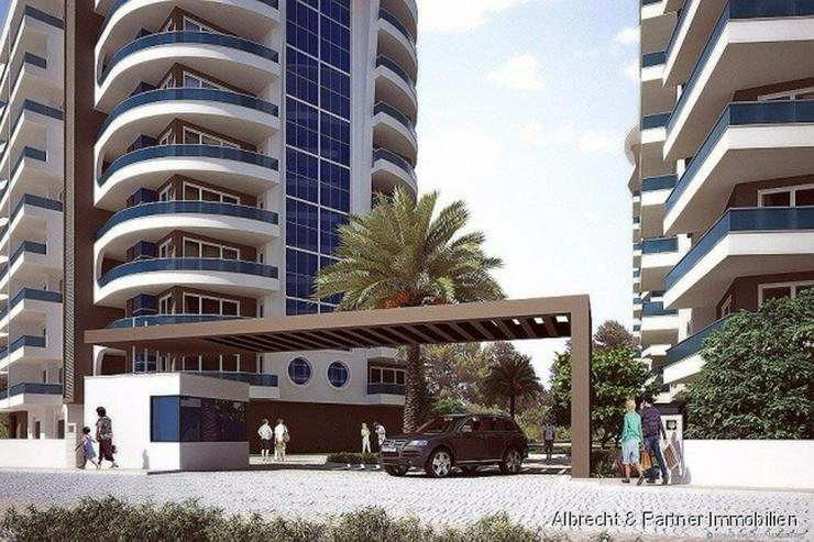 Bild 2: Luxus-Anlage in Avsallar mit einem herrlichem Ausblick zu verkaufen