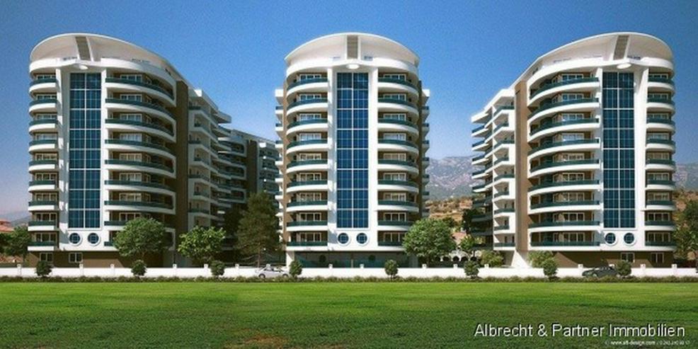 Bild 5: Luxus-Anlage in Avsallar mit einem herrlichem Ausblick zu verkaufen