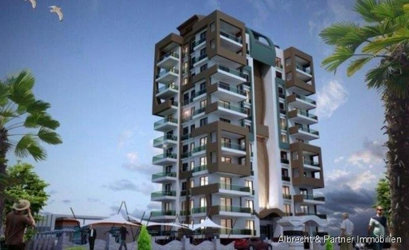 Markteinführung 2-Zimmer Wohnung in Strandnähe von Mahmutlar / Alanya - Wohnung kaufen - Bild 1