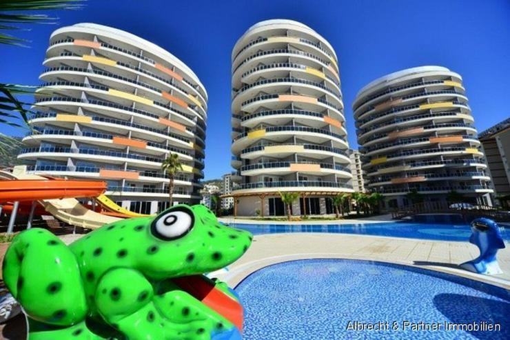 Deluxe Komplex mit Luxuswohnungen zu verkaufen in Cikcilli - Alanya - Wohnung kaufen - Bild 1