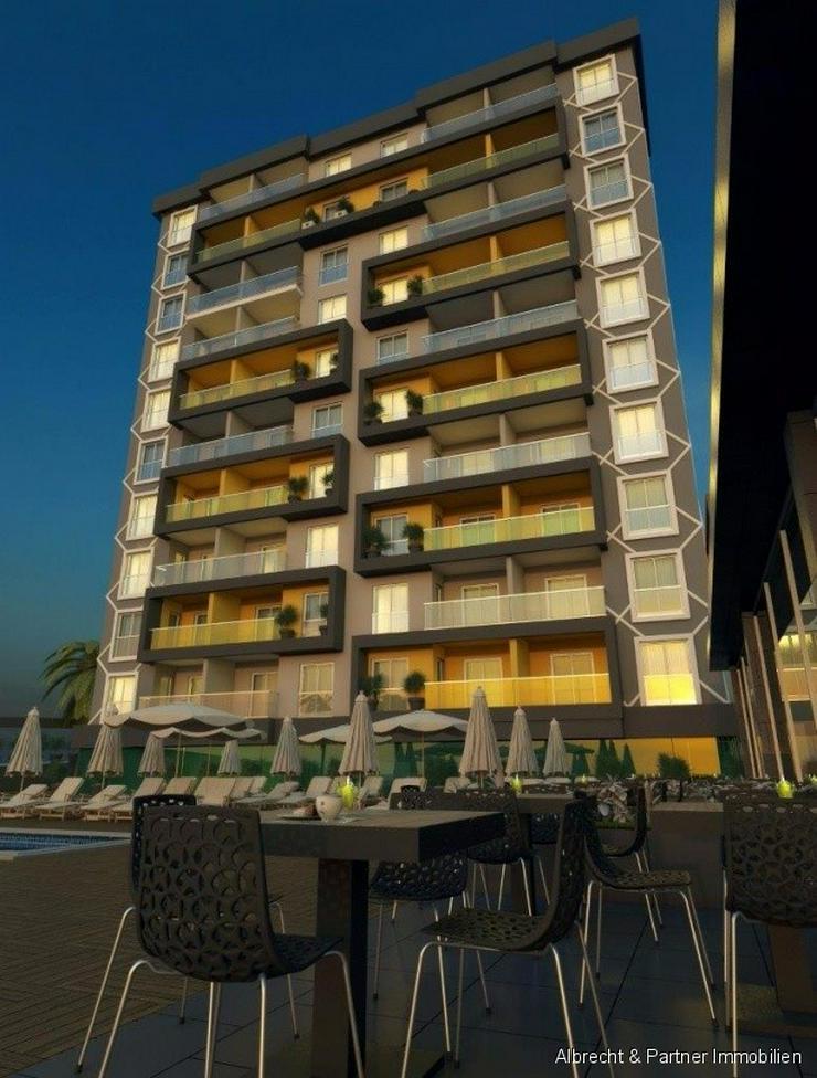 Bild 1: Die luxuriöseste Komplexanlage im Zentrum der Stadt Alanya
