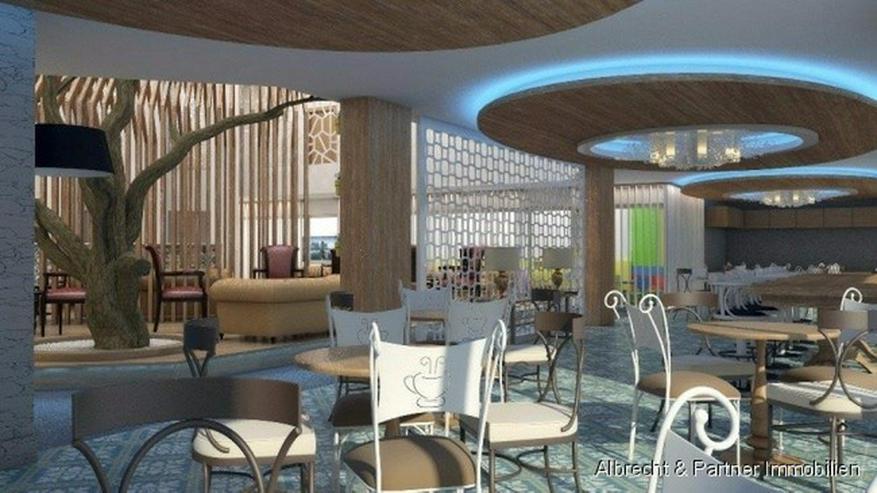 Bild 8: Die luxuriöseste Komplexanlage im Zentrum der Stadt Alanya