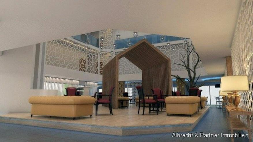 Bild 6: Die luxuriöseste Komplexanlage im Zentrum der Stadt Alanya