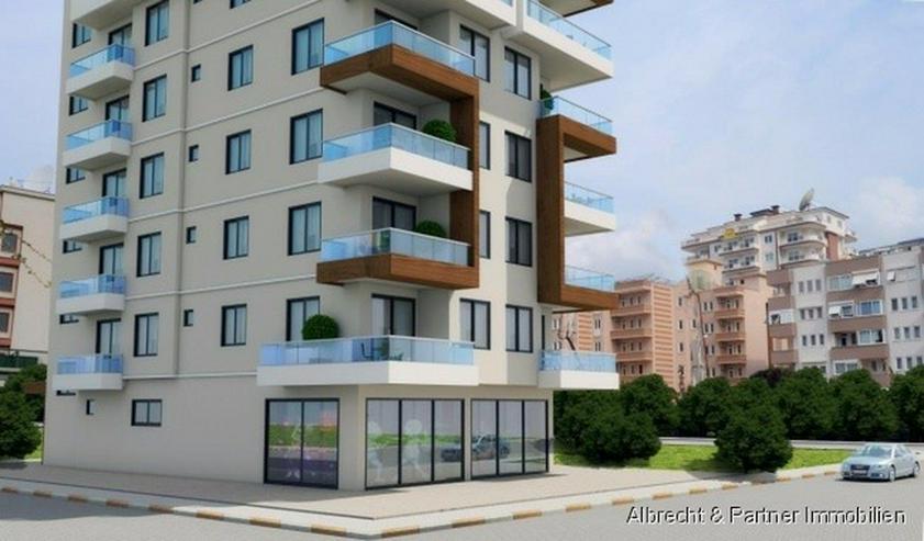 Bild 8: NEUBAU Komplex mit 2 Zimmer-Wohnungen zu verkaufen in Mahmutlar / Alanya!
