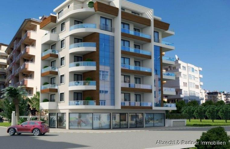 Bild 2: NEUBAU Komplex mit 2 Zimmer-Wohnungen zu verkaufen in Mahmutlar / Alanya!