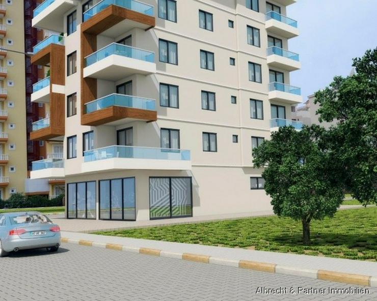 Bild 9: NEUBAU Komplex mit 2 Zimmer-Wohnungen zu verkaufen in Mahmutlar / Alanya!