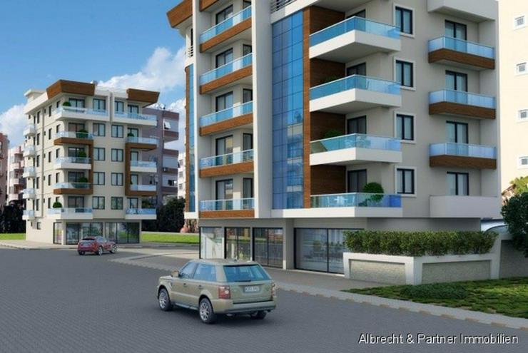 NEUBAU Komplex mit 2 Zimmer-Wohnungen zu verkaufen in Mahmutlar / Alanya! - Wohnung kaufen - Bild 3