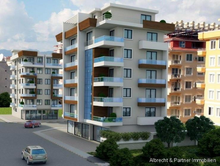 Bild 4: NEUBAU Komplex mit 2 Zimmer-Wohnungen zu verkaufen in Mahmutlar / Alanya!