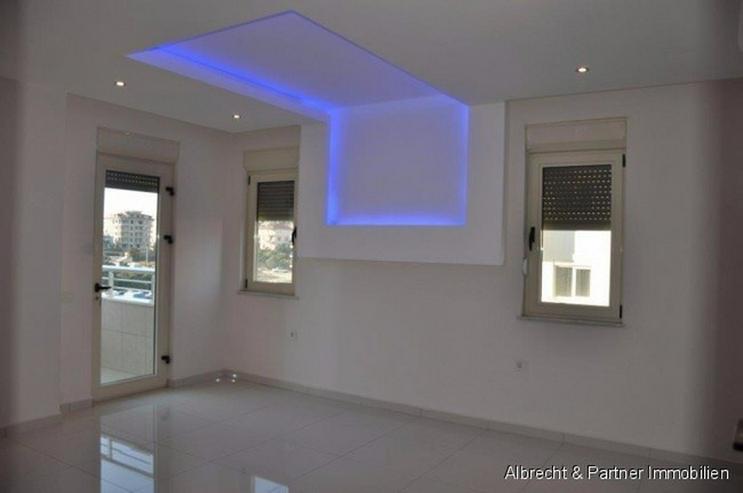 Bild 4: 3 Zimmer Meerblick-LUXUS Wohnung mit 138qm in Cikcilli-Alanya