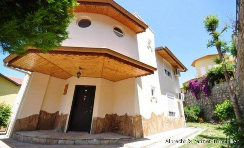 Bild 6: Traumhaus in Kargicak - Alanya mit offenem Meerblick!