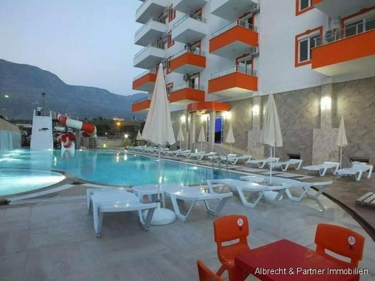 Bild 3: Luxus Komplex - Wohnungen zu verkaufen in Mahmutlar - Alanya