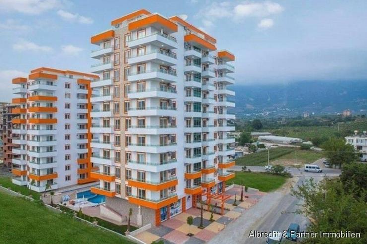 Luxus Komplex - Wohnungen zu verkaufen in Mahmutlar - Alanya - Wohnung kaufen - Bild 1