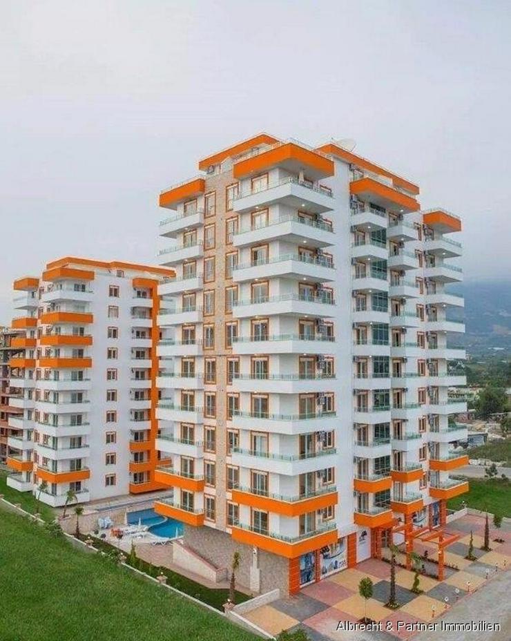 Bild 4: Luxus Komplex - Wohnungen zu verkaufen in Mahmutlar - Alanya