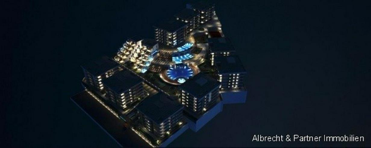Bild 5: Luxuskomplex mit Wohnungen in Alanya - Cikcilli mit einem spektakulären Panorama-Ausblick