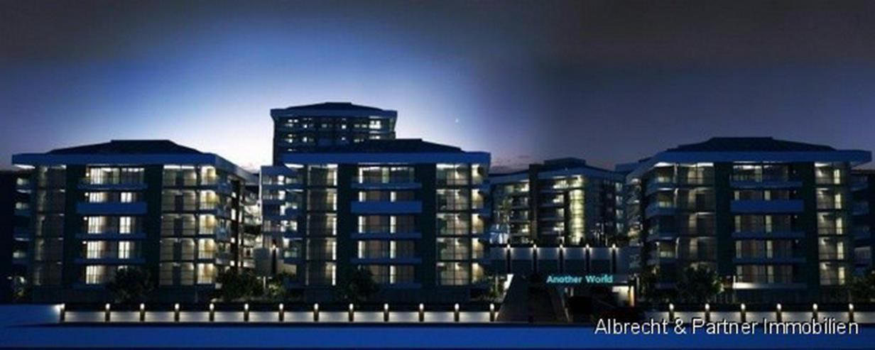 Bild 4: Luxuskomplex mit Wohnungen in Alanya - Cikcilli mit einem spektakulären Panorama-Ausblick