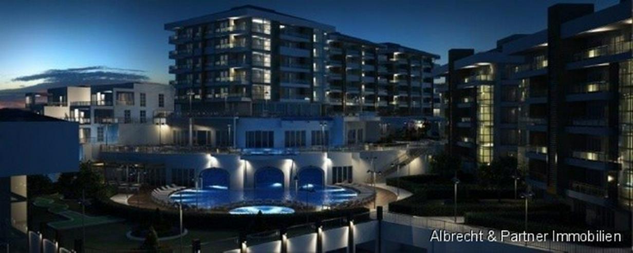 Bild 2: Luxuskomplex mit Wohnungen in Alanya - Cikcilli mit einem spektakulären Panorama-Ausblick