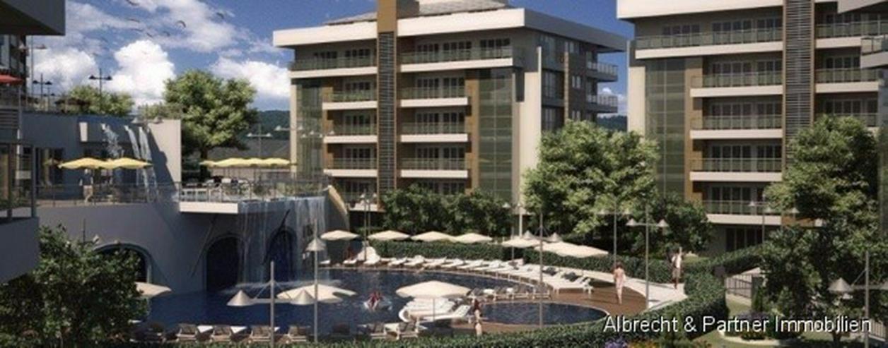 Luxuskomplex mit Wohnungen in Alanya - Cikcilli mit einem spektakulären Panorama-Ausblick - Wohnung kaufen - Bild 1