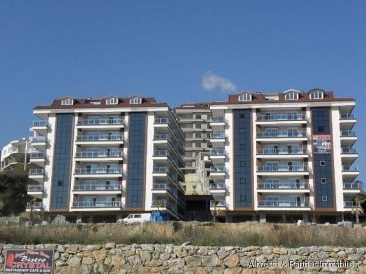 Bild 3: Luxuskomplex mit Wohnungen in Alanya - Cikcilli mit einem spektakulären Panorama-Ausblick