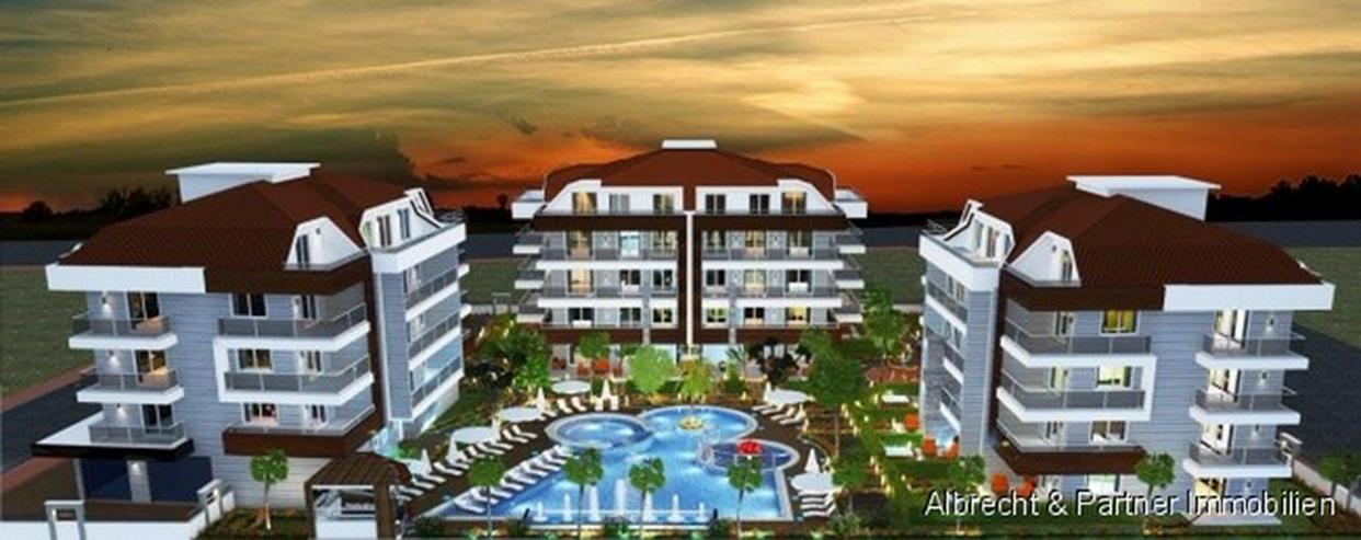 Neubau Wohnungen in Oba - Alanya   VIP Luxus-Komplex - Wohnung kaufen - Bild 1