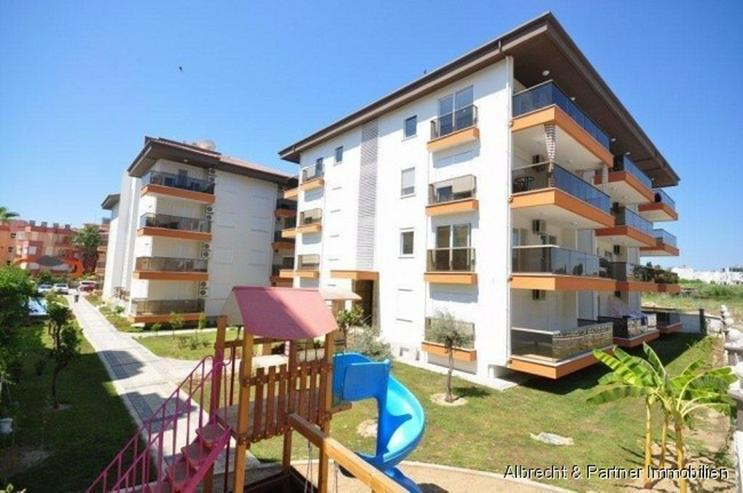 Günstige 2 Zimmer Luxus-Wohnung in Strandnähe von Avsallar-Alanya - Bild 1