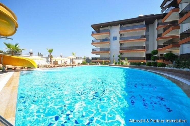 Bild 3: Günstige 2 Zimmer Luxus-Wohnung in Strandnähe von Avsallar-Alanya