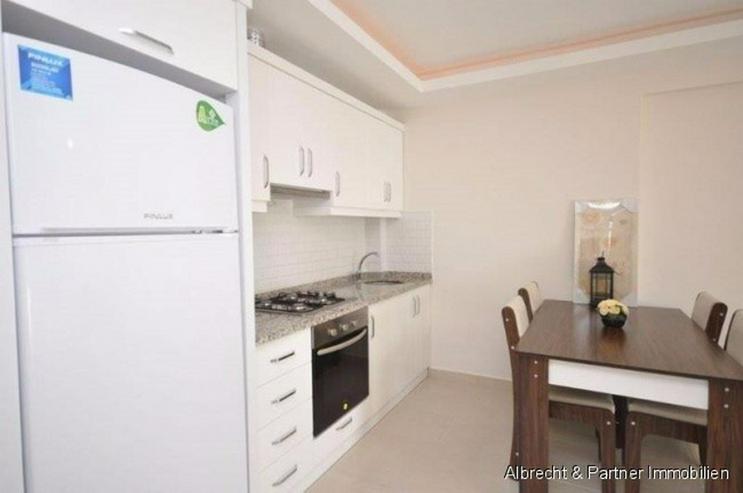 Bild 9: Günstige 2 Zimmer Luxus-Wohnung in Strandnähe von Avsallar-Alanya