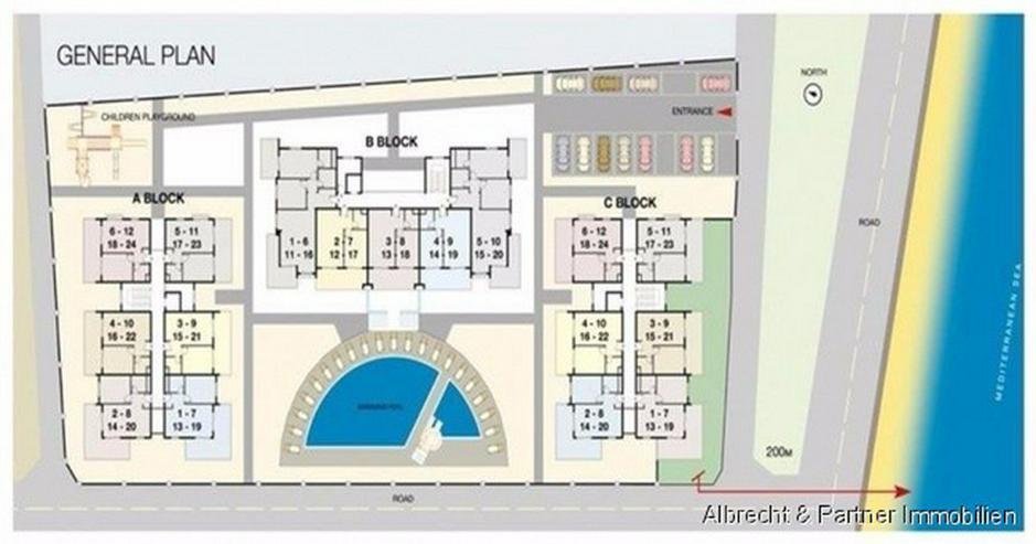 Bild 14: Günstige 2 Zimmer Luxus-Wohnung in Strandnähe von Avsallar-Alanya