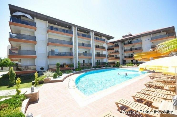 Bild 2: Günstige 2 Zimmer Luxus-Wohnung in Strandnähe von Avsallar-Alanya