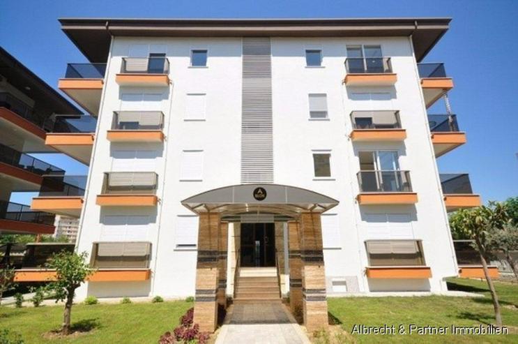 Bild 4: Günstige 2 Zimmer Luxus-Wohnung in Strandnähe von Avsallar-Alanya