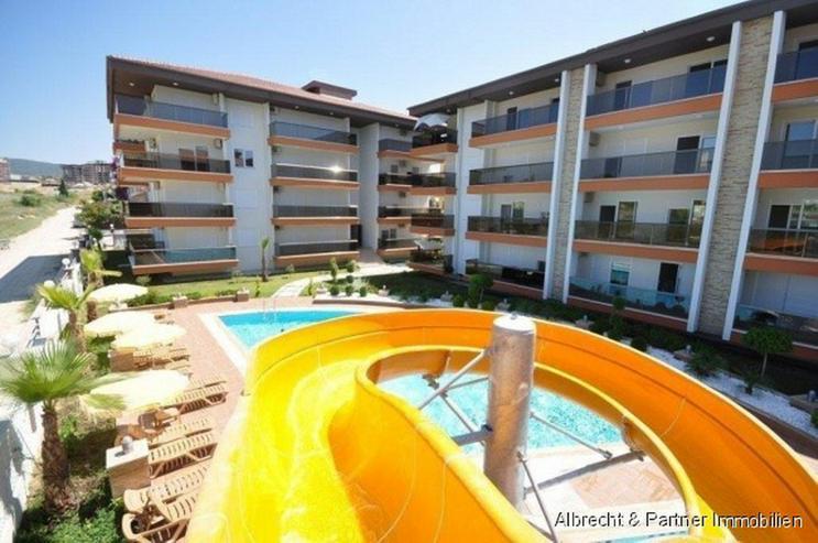 Bild 6: Günstige 2 Zimmer Luxus-Wohnung in Strandnähe von Avsallar-Alanya