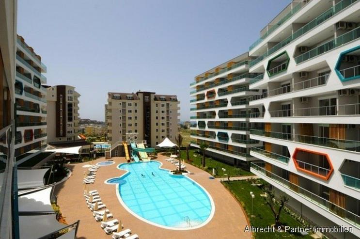 Luxus Wohnungen in Avsallar-Alanya kurz vor Fertigstellung zum Best-Preis! - Wohnung kaufen - Bild 1