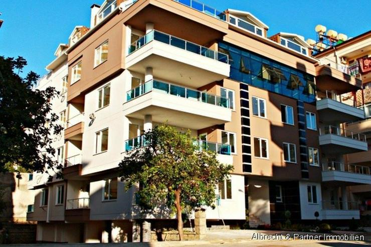 Luxuriöse Penthaus Wohnung im Stadtzentrum von Alanya - Wohnung kaufen - Bild 1