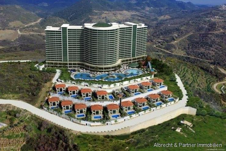 Bild 5: Der Beste Luxus-Komplex von Alanya - Kargicak mit einem PANORAMA AUSBLICK