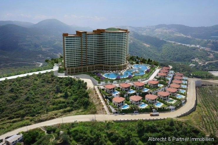 Bild 6: Der Beste Luxus-Komplex von Alanya - Kargicak mit einem PANORAMA AUSBLICK