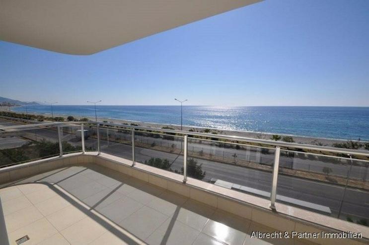 Bild 3: Fantastische Meerblick Wohnungen in Alanya - Kestel (Direkt am Strand)