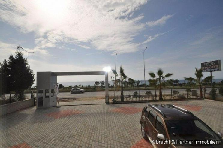 Bild 2: Fantastische Meerblick Wohnungen in Alanya - Kestel (Direkt am Strand)